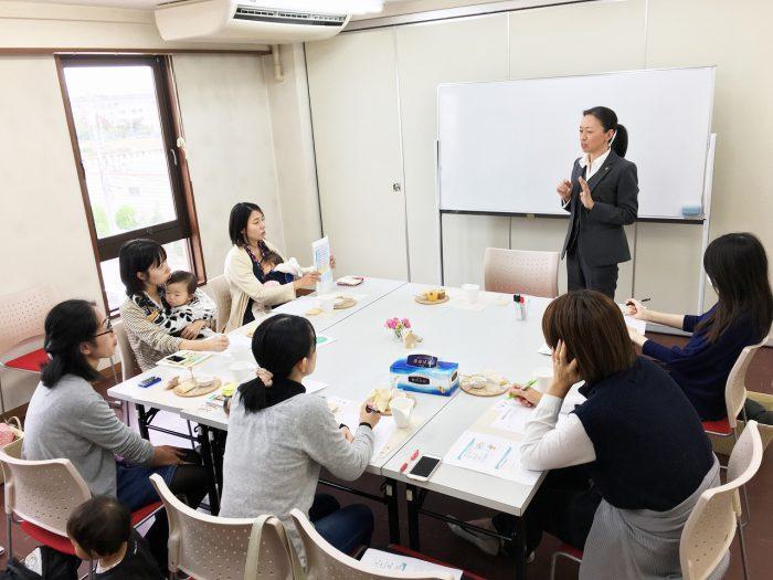 3月6日(金)5人の子を持つママFPが解決! 未来に備える賢いママの保険講座 in宇都宮